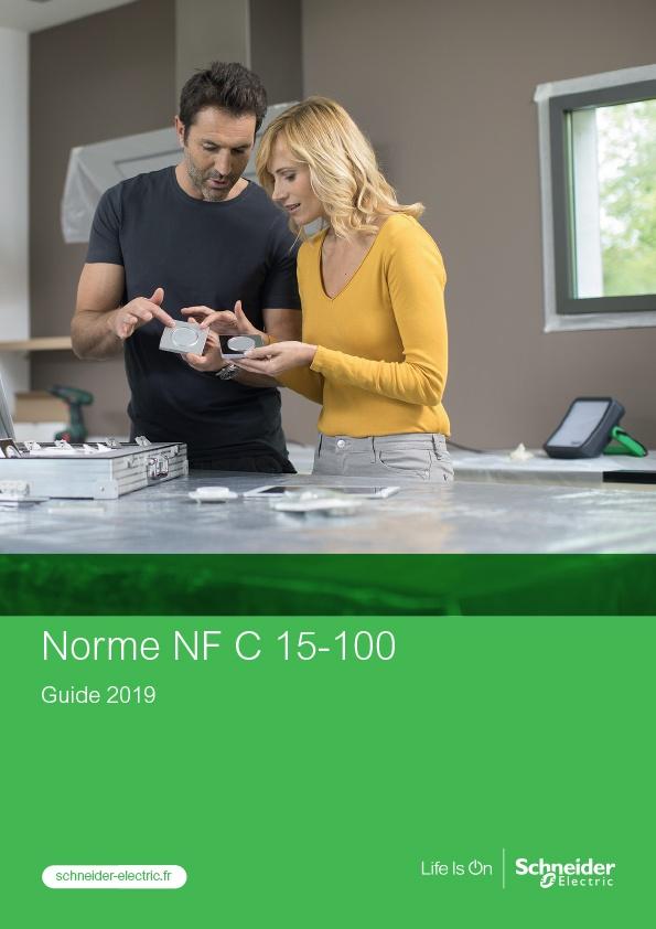 Couverture de Norme NF C 15-100 Guide 2019 - cbelec 31 : Électricien, travaux électrique à Toulouse et en Haute Garonne