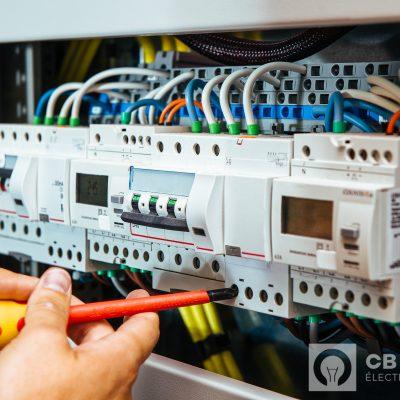 armoire électrique maintenance tableau électrique